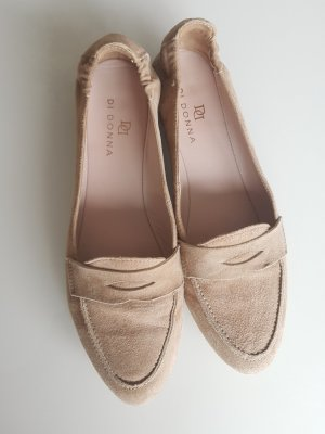 Pantofola beige