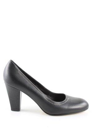 di Marzio High Heels black business style
