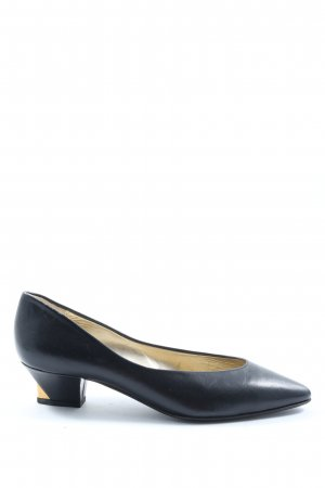 di Sandro Pointed Toe Pumps black business style