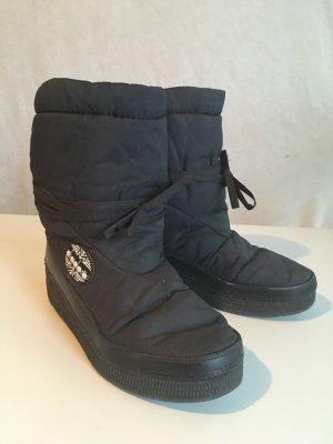 Diadora Boots Dunkelblau