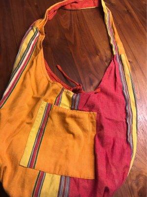 Borsellino multicolore Cotone