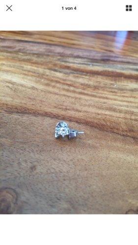 Diamant Ohrringe 0,50 ct Weissgold 585