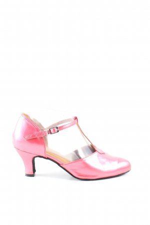 Diamant Tanzschuhmanufaktur Mary Jane Pumps pink Elegant