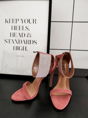 Diamante High Heels