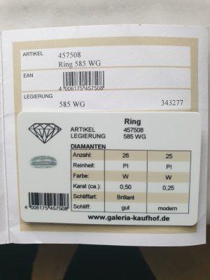 Diamantring Größe 56