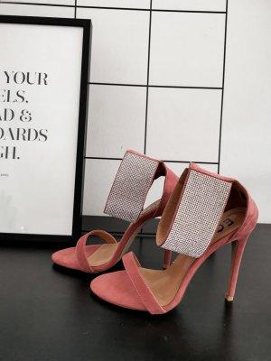 Diamond High Heels