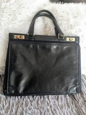 Diana Italy Kelly Bag Tasche Vintage Handtasche Henkeltasche Echt Leder