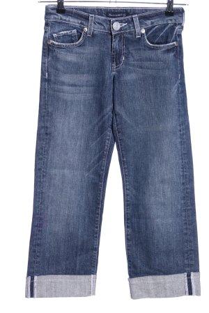 Diana Tabeshi 7/8 Jeans blau Casual-Look