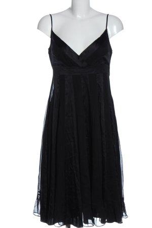 Diana von Fürstenberg Pinafore dress black elegant