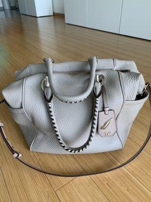 Diane von Fürstenberg Crossbody bag grey brown