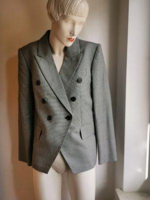 Stella McCartney Blazer in lana bianco-nero