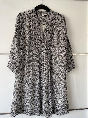 Diane von Furstenberg Sukienka typu babydoll czarny-biały