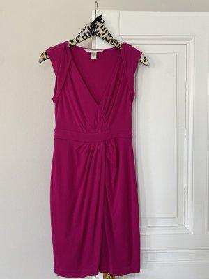 Diane von Furstenberg Vestito di lana multicolore Lana