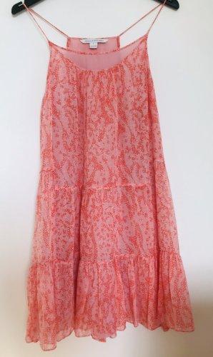 Diane von Fürstenberg Kleid, Seidenkleid DvF