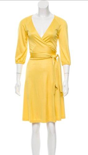 Diane von Fürstenberg Linda Andrina Wrap Dress Wickelkleid