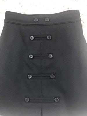 Diane von Furstenberg Jupe en laine noir