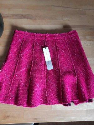 Diane von Furstenberg Minifalda rosa