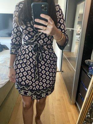 Diane von Fürstenberg S 36 Kleid Wickelkleid