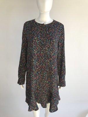 Diane von Fürstenberg sommerliches Kleid Seide Gr. 40 UK 12