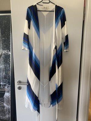 Diane von Fürstenberg Vestido cruzado multicolor