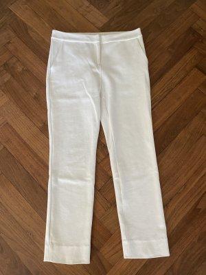 Diane von Fürstenberg 7/8 Length Trousers white
