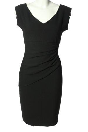 Diane von Furstenberg Etuikleid schwarz Business-Look