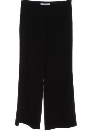 Diane von Furstenberg Pantalon «Baggy» noir style décontracté