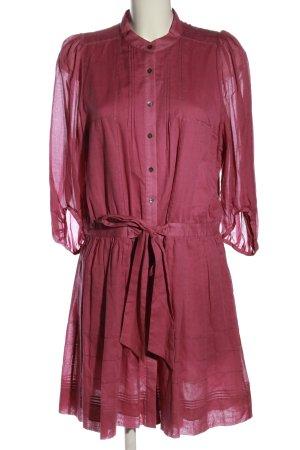 Diane von Furstenberg Blusenkleid pink Casual-Look