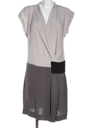Diane von Furstenberg Blouse Dress light grey elegant