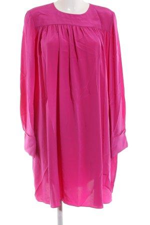 Diane von Furstenberg Blusenkleid pink Business-Look
