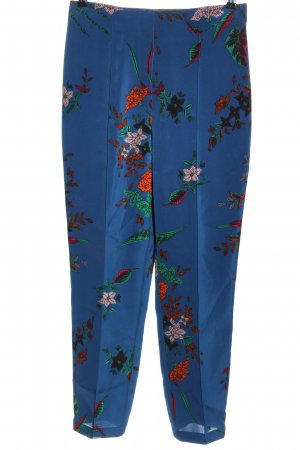 Diane von Furstenberg Pantalon taille haute imprimé allover style décontracté