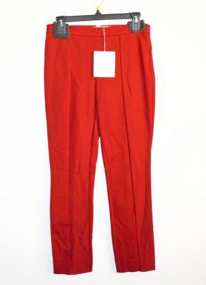 Diane von Furstenberg Stretch Trousers red polyamide