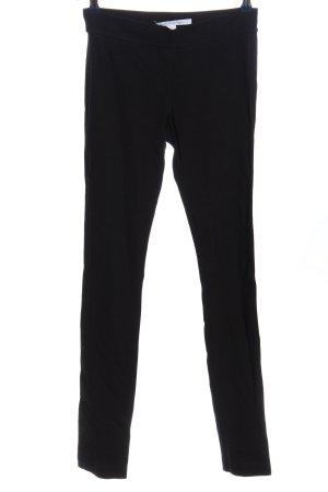 Diane von Furstenberg Low-Rise Trousers black casual look