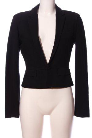 Diane von Furstenberg Jersey Blazer negro estilo «business»