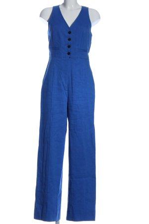 Diane von Furstenberg Jumpsuit blue casual look
