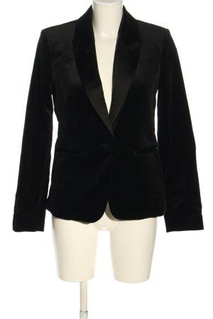 Diane von Furstenberg Korte blazer zwart casual uitstraling