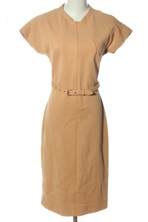 Diane von Furstenberg Kurzarmkleid nude Business-Look