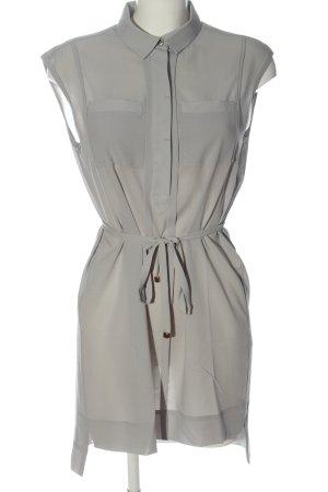 Diane von Furstenberg Abito blusa grigio chiaro elegante