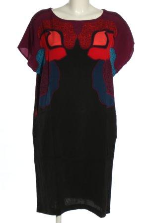 Diane von Furstenberg Tunikakleid abstraktes Muster Casual-Look
