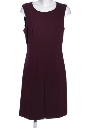 Diane von Furstenberg Robe mi-longue bordeau style d'affaires