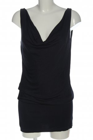 Diane von Furstenberg Mini Dress black party style