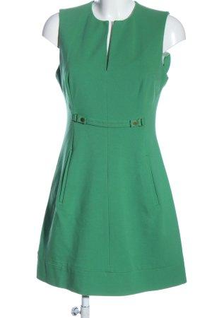 Diane von Furstenberg Robe courte vert style décontracté