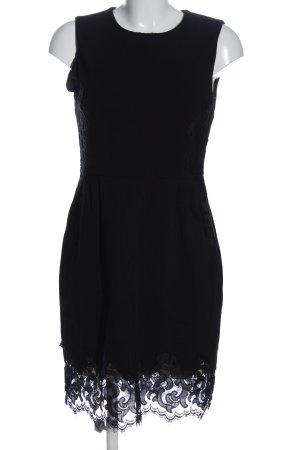 Diane von Furstenberg Minikleid schwarz Business-Look