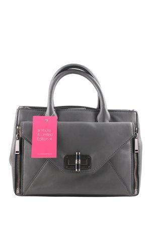 Diane von Furstenberg Minitasche hellgrau Business-Look