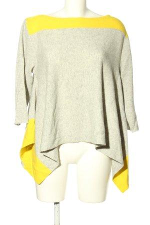 Diane von Furstenberg Oversized Pullover meliert Casual-Look