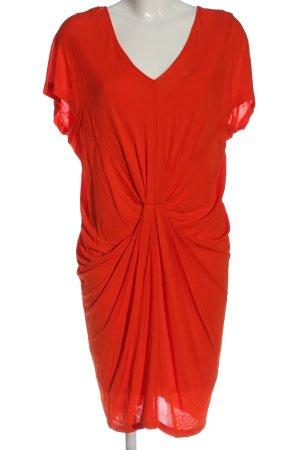 Diane von Furstenberg Petticoatkleid rot Elegant