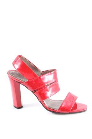 Diane von Furstenberg Riemchen-Sandaletten rot Elegant