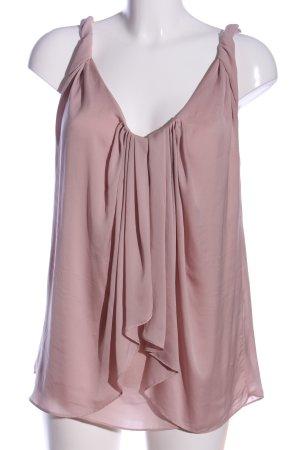 Diane von Furstenberg Schlupf-Bluse pink Elegant