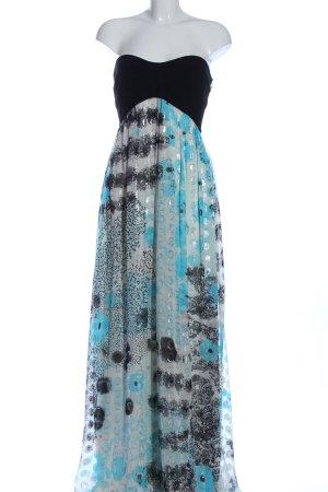 Diane von Furstenberg schulterfreies Kleid Allover-Druck Elegant