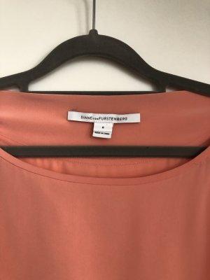 Diane von Furstenberg Sommerkleid in US Größe 8